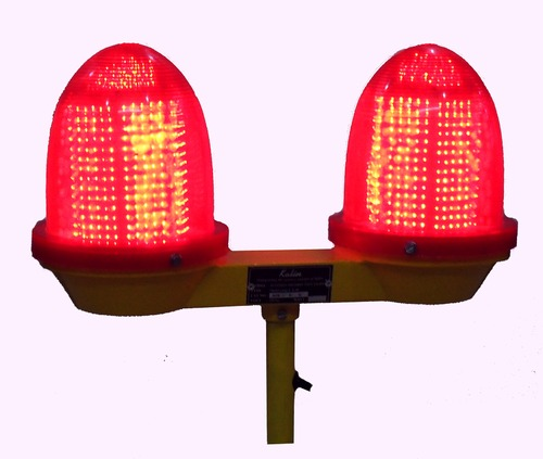 LED aviation obstruction lights in India Kolkata