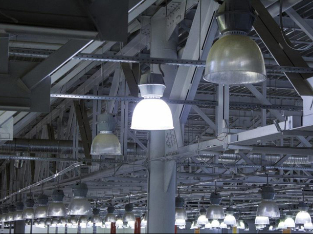 Some Information about High Bay Lighting