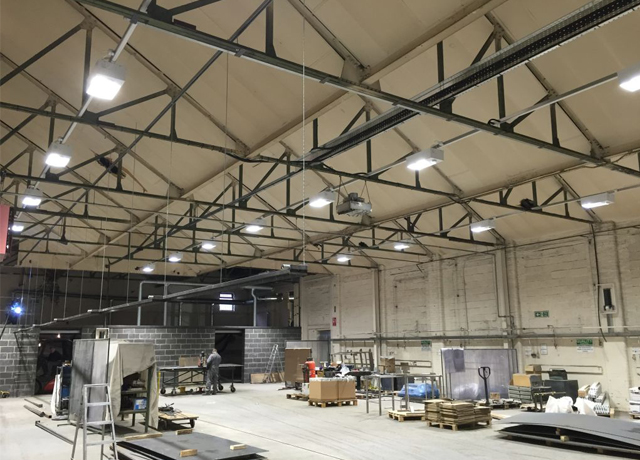 5 Benefits of using LED Lights in Industries